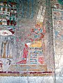 Wall painting in Mortuary Temple of Hatshepsut 02.jpg