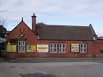 Wallasey Grove Road railway station - Image: Wallasey Grove Road railway station (1)