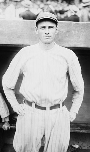 Wally Pipp - Image: Wally pipp