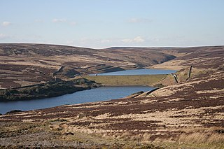 Walshaw Dean Reservoirs