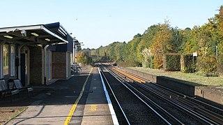 Walton-on-Thames railway station