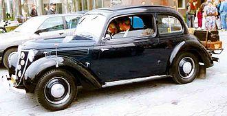 Wanderer (company) - Wanderer W 24 1939