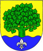 Coat of arms of the municipality of Bordesholm