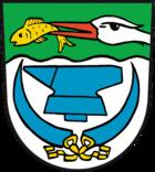 Das Wappen von Hennigsdorf