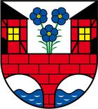 Coat of arms of the municipality of Herrenhof