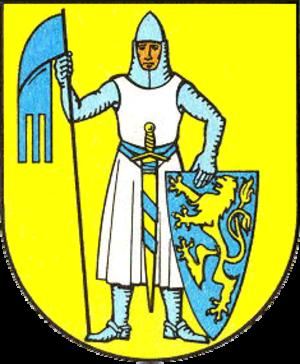 Laucha an der Unstrut - Image: Wappen Laucha an der Unstrut