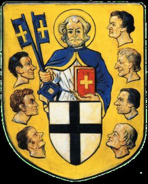 Brühl (Rhineland) - Image: Wappen von Brühl