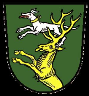 Cadolzburg - Image: Wappen von Cadolzburg