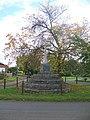War Memorial, Bulkington - geograph.org.uk - 1009232.jpg