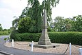War Memorial at South Elkington, Lincolnshire - geograph.org.uk - 183166.jpg