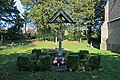 War Memorial at west end of church, Brown Candover - geograph.org.uk - 353035.jpg