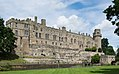 Warwick Castle south-east facade.jpg