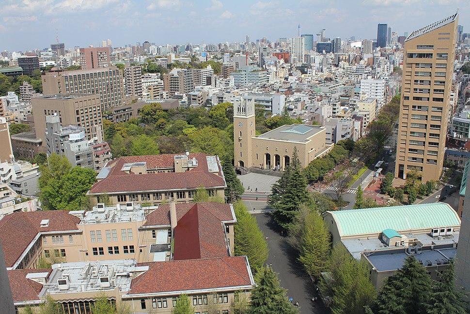 Waseda university - Waseda campus