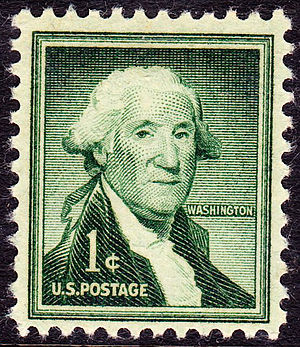 Liberty Issue - Image: Washington 1954 Issue 2 1c