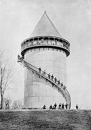 Water Tower Norwood Ohio 1894