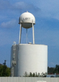 Water tower in Lott Texas.png