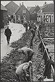 Watersnood 1953. Herstelwerkzaamheden op het eiland Tholen. In het plaatsje St. , Bestanddeelnr 059-1169.jpg