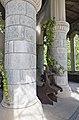 Wedding Flowers ^ Carved Chair - panoramio.jpg