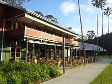 Audley Cafe Royal National Park