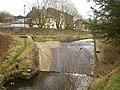 Weir on Tinker Brook - geograph.org.uk - 1226858.jpg