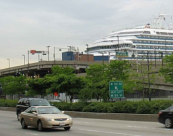 New York Cruise Terminal.svg. West Side Ship