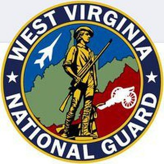 West Virginia National Guard - Logo of the West Virginia National Guard