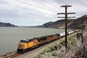 Как работает локомотив на железнодорожном поезде