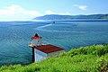 Widok z Listwianki na jezioro Bajkał 09.jpg
