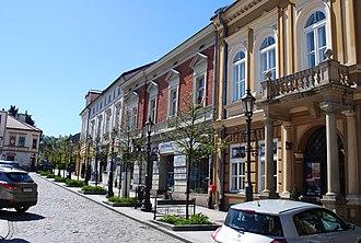 Wieliczka - Wieliczka Market Square
