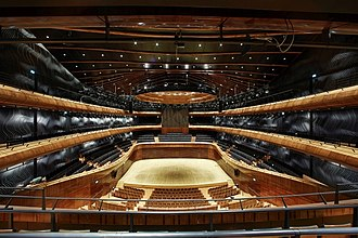 Polish National Radio Symphony Orchestra - Concert Hall