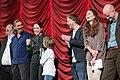 Wien-Premiere Die beste aller Welten 23 Wolfgang Ritzberger Günter Goiginger Verena Altenberger Jeremy Miliker Adrian Goiginger Tiziana Aricò Lukas Miko.jpg