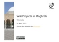 WikiProjects in Maghreb.pdf
