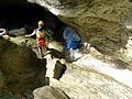 WikiProjekt Landstreicher Starzlachklamm Canyoning 09.jpg