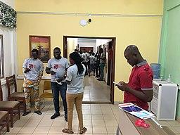 Wiki Loves Africa 2019 Launch Event in Benin 06.jpg