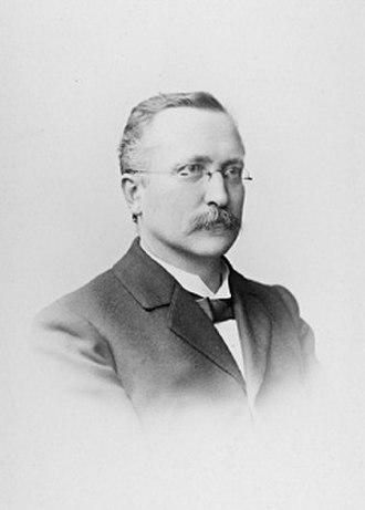 Wilhelm Roux - Wilhelm Roux