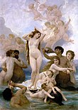 Por William-Adolphe Bouguereau, Musée d'Orsay, Paris (1879).