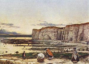 William Dyce - Pegwell Bay, Kent – a Recollection of October 5th 1858