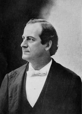 William Jennings Bryan 1896