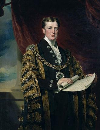 Mary Martha Pearson - William Taylor Copeland, MP, Lord Mayor of London by Mary Martha Pearson