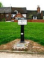 Willington Milepost - geograph.org.uk - 1304948.jpg