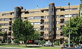 Edificio residencial Elsdonck, Antwerpen (1934)