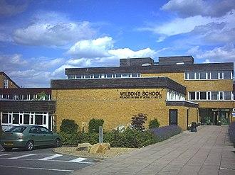 Roundshaw - Wilson's School, Mollison Drive, Roundshaw