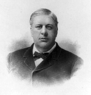 Wilson S. Bissell American politician