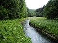 Wipper (Harz) nach der Talsperre.JPG