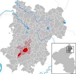 Wirges – Mappa