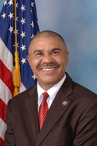 Lacy Clay - Clay's 2009 official portrait