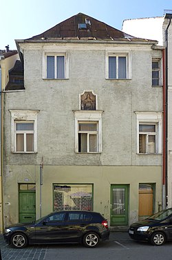Wohnhaus, Am Platzl 15, Straubing.JPG