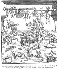 Cuisiniers connus au moyen ge et la renaissance en for Cuisinier louis 14