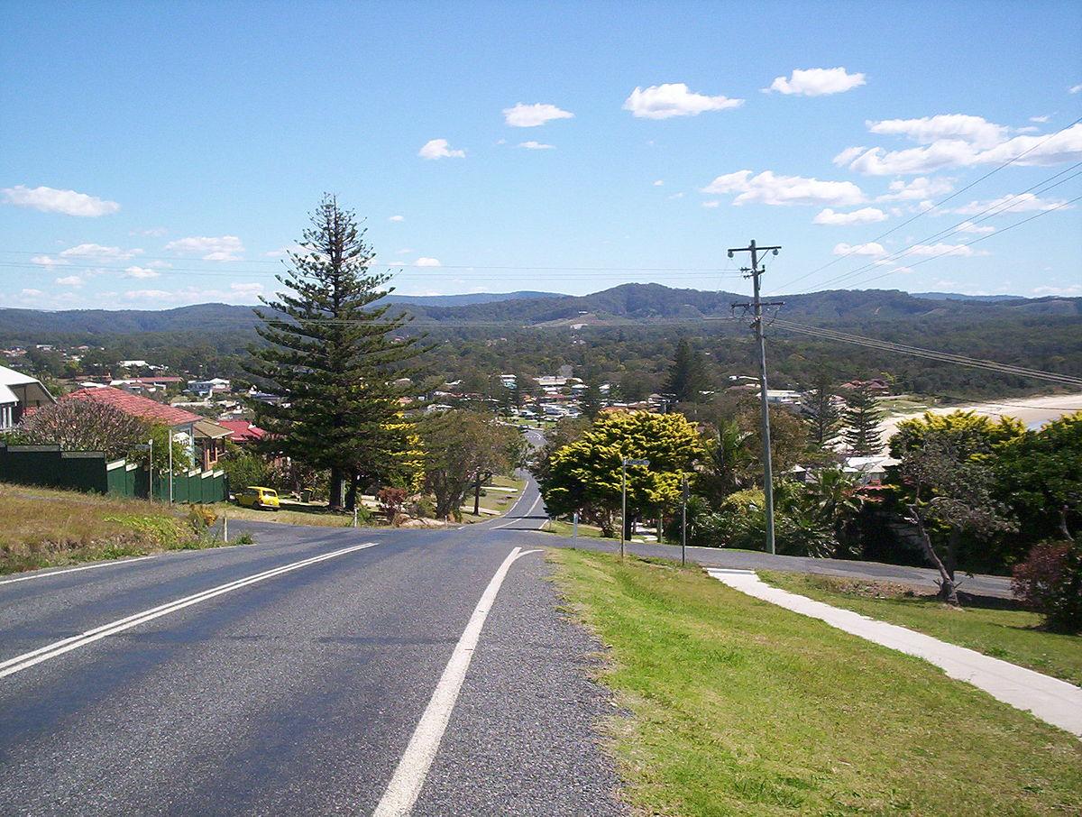 Woolgoolga, New South Wales - Wikipedia