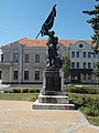 World War I memorial and Town Hall, 2019 Tapolca.jpg